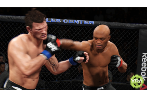 EA Sports UFC 2's Knockout Mode is the Perfect Party Game ...