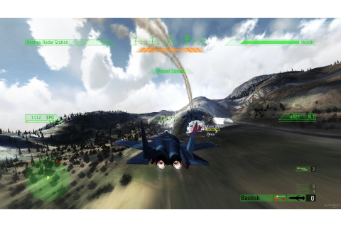 JASF: Jane's Advanced Strike Fighters (2011 video game)