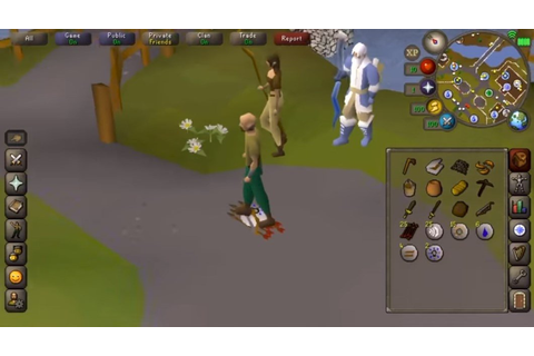 Old School RuneScape 191.1 - Download for Android APK Free