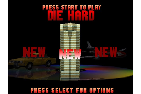 Throwback Thursday: Die Hard Trilogy – Action Games With A ...