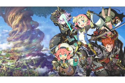 Etrian Odyssey 5 Official Japanese Trailer - IGN Video