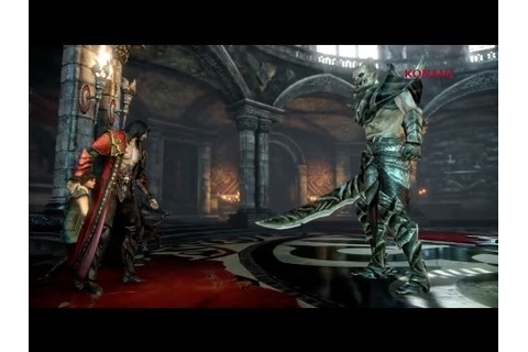 Castlevania: Lords of Shadow 2 - GamesCom 2013 Gameplay ...