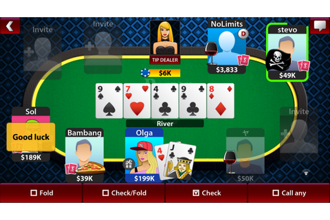 Amazon.com: Texas Hold'em Poker Online: Appstore for Android