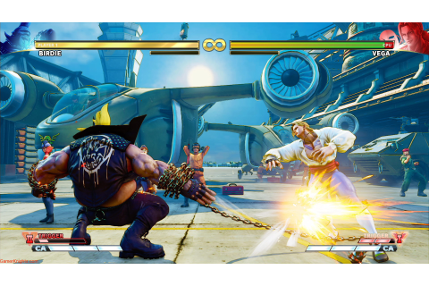 Street Fighter V: Arcade Edition Announced for PS4 and PC ...