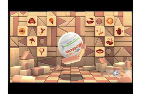 Wii Play Motion - Title Screen Games and Credits - YouTube