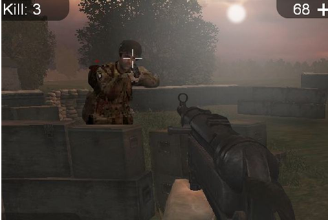 Brothers In Arms Earned In Blood Game - Army games - Games ...