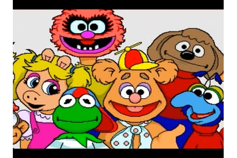 Muppets Sorting and Ordering : PC Kids Games Review - YouTube