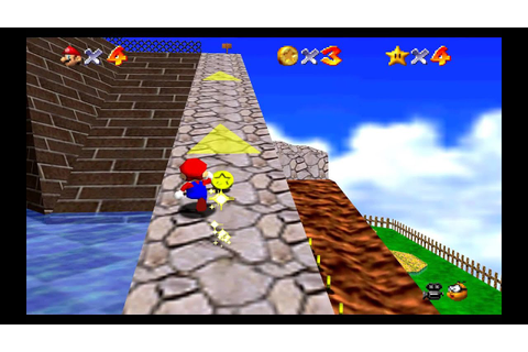 [Tool Assisted] Super Mario 64 - Whomp's Fortress Blast ...