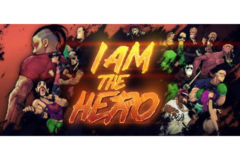 I Am The Hero pixel art beat em up releases on Steam ...
