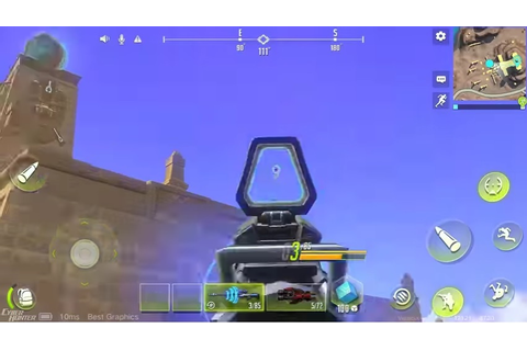 Cyber Hunter - A Fortnite Battle Royale Game with A Touch ...