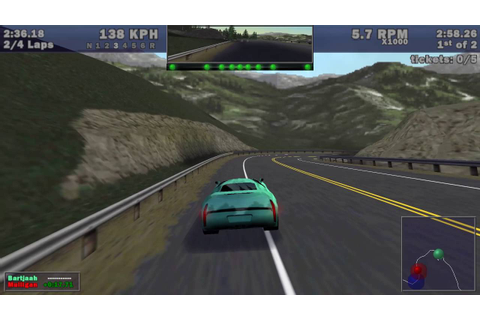 Need for Speed III : Poursuite infernale on Qwant Games