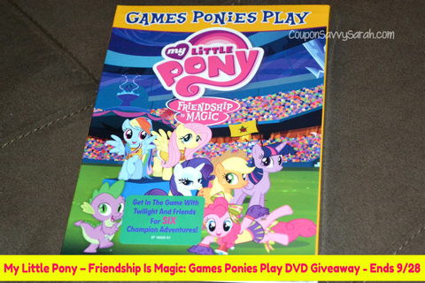 Coupon Savvy Sarah: My Little Pony – Friendship Is Magic ...