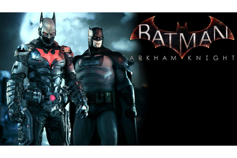 Batman Arkham Knight All Skins Premium Edition PC Version ...