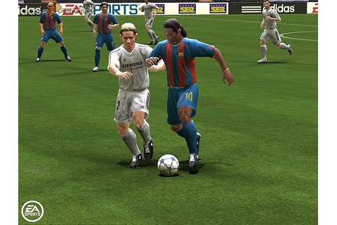 EA Fifa 2005 Game - Free Download Full Version For Pc