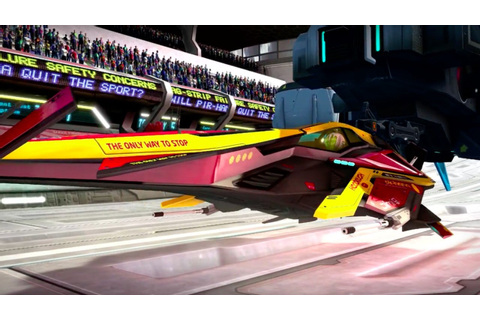 Wipeout: Omega Collection Official Release Date Trailer ...