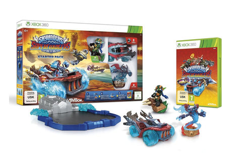 Skylanders Superchargers Starter Pack - Xbox 360 Game ...