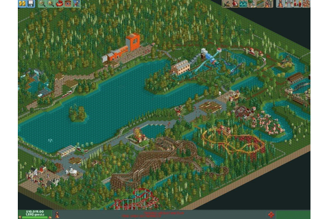 Rollercoaster Tycoon 2: Triple Thrill Pack - Download ...