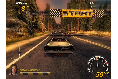 FlatOut 2 Download Free Full Game | Speed-New