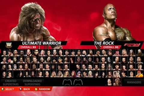 WWE 2K15 Free Download Full Game For PC