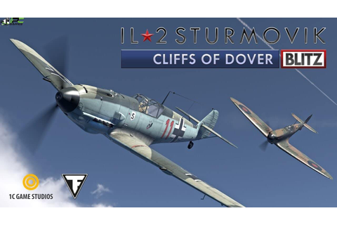 IL 2 Sturmovik Cliffs of Dover Blitz Edition PC Game Free ...