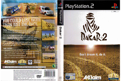 Sony Playstation 2 Game Dakar 2 (PS2) | Peterborough
