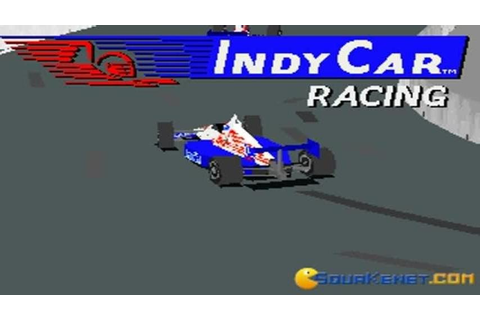 Indycar Racing gameplay (PC Game, 1993) - YouTube
