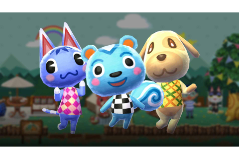 Animal Crossing: Pocket Camp Villager list | Nintendo Wire