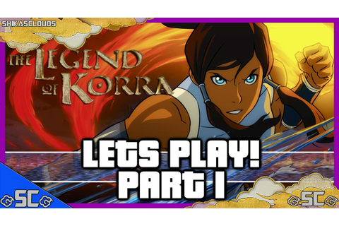 THE LEGEND OF KORRA | Chapter 1 - A New Era Begins ...