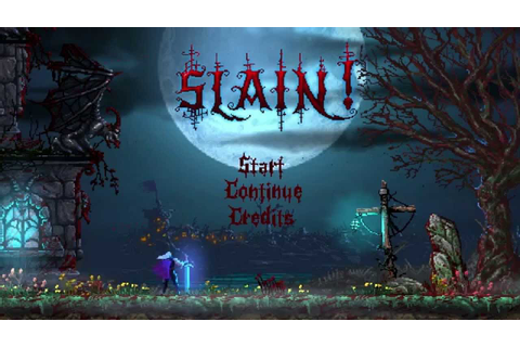 Slain! New Gameplay February 2015 - YouTube