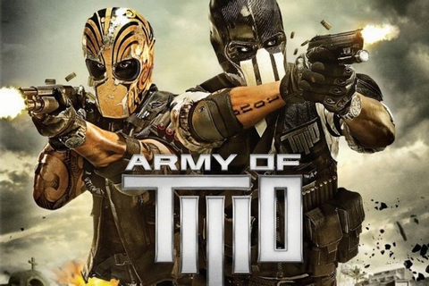 Army of TWO The Devil's Cartel Latest DLC Gets A Preview Demo