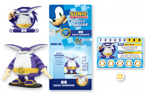 Sonic Battle Racers Speeds Onto The Tabletop In February ...