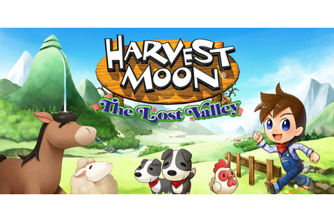 Harvest Moon: The Lost Valley | Nintendo 3DS | Games ...
