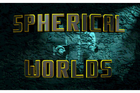 Spherical Worlds (1996) by 4matted Amiga game