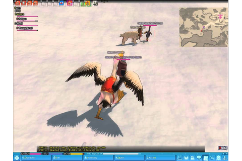 Mabinogi - Game Videos - YouTube