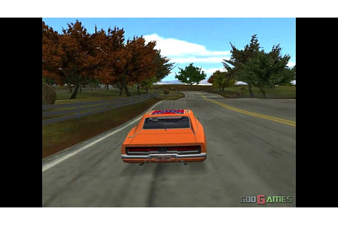Dukes of Hazzard: Return of the General Lee - Gameplay PS2 ...