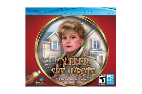 Murder She Wrote (Jewel Case) PC Game - Newegg.com