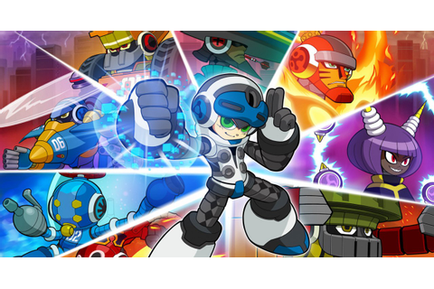 Mighty No. 9 (3DS) News
