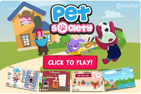 Pet Society Social Game Sells 90 Million Virtual Goods A Day