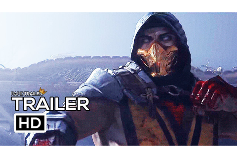 MORTAL KOMBAT 11 Official Trailer (2019) PS4, Xbox One ...