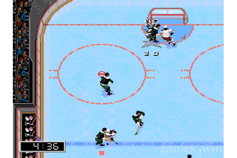 NHL '96. Download and Play NHL '96 Game - Games4Win