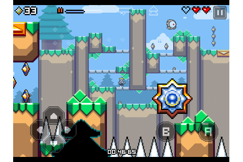 Mutant Mudds | Articles | Pocket Gamer