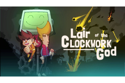 Lair of the Clockwork God Combines Point & Click Adventure ...
