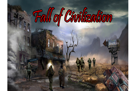 Fall of Civilization a Turn Based Post Apocalyptic ...