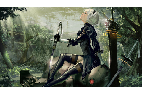 NieR: Automata Somehow Keeps Getting Better The More I ...