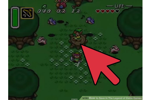 14 Ways to Save in The Legend of Zelda Games - wikiHow