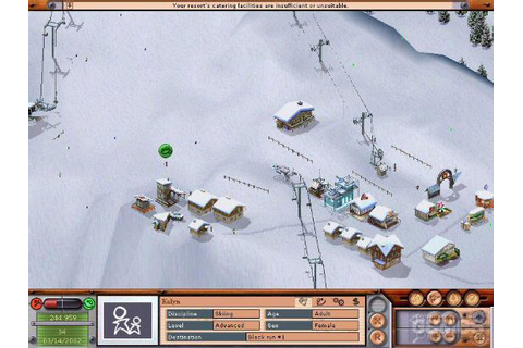 ... version Tycoon games & other games to download.: Ski Resort Tycoon