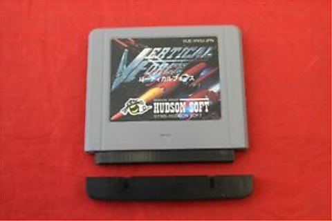 Nintendo Virtual Boy ~ Vertical Force Game | eBay