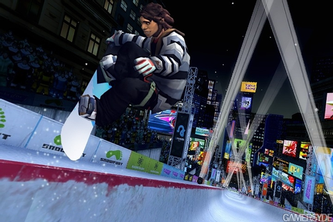 Shaun White Snowboarding: World Stage Announced - Nintendo ...