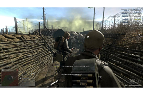 Verdun This Game is awesome - YouTube