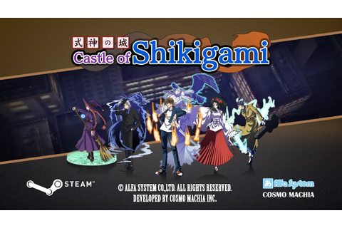 Castle of Shikigami | Degica Games